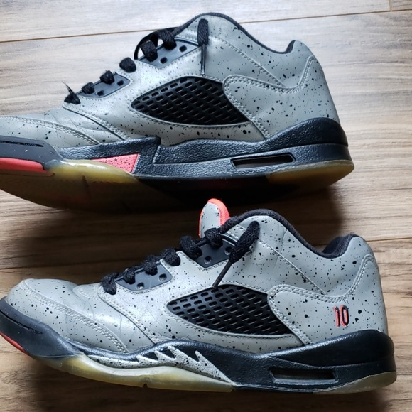 various styles clearance sale clearance prices Air Jordan 5 Retro Low 'Neymar' is a limited editi